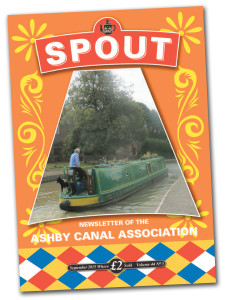 Spout, the quarterly magazine of the Ashby Canal Association