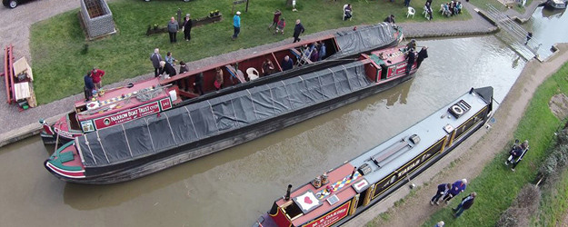 Ashby Canal Open Weekend, Easter 2015