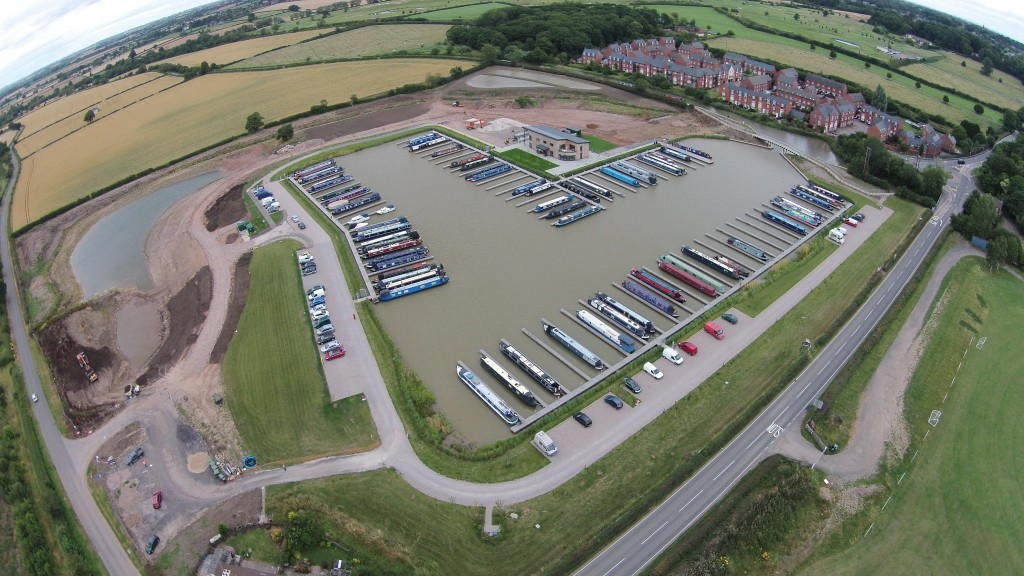 Bosworth Marina.