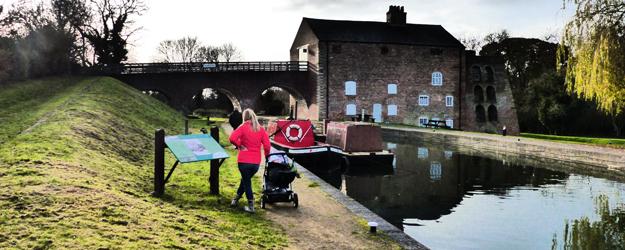Moira Furnace, Ashby Canal